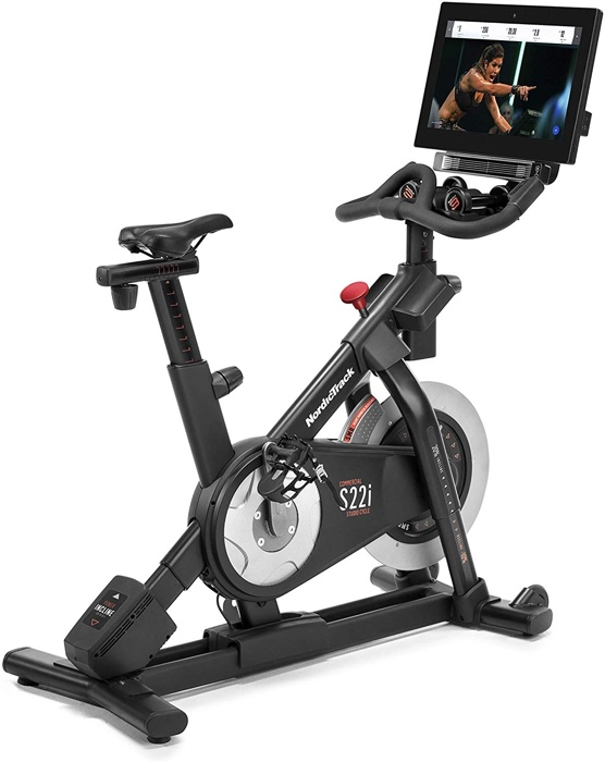 the nordictrack commercial studio cycle
