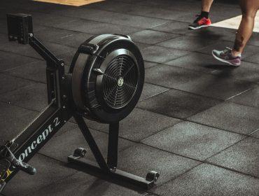 rowing machine vs exercise bike