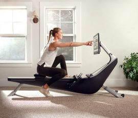 the DynasysTech review of the Hydrow Rowing Machine