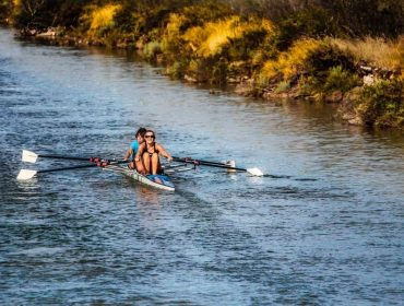 is running or rowing better for losing weight