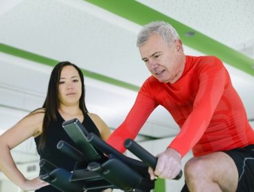 how long should beginners ride a stationary bike