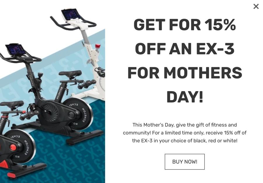 echelon mothers day