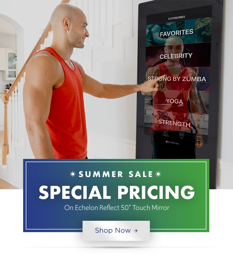 echelon reflect summer sale