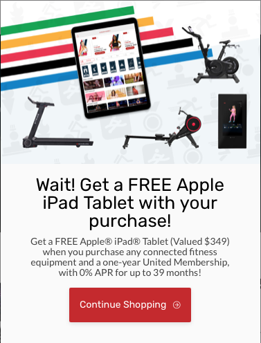 echelon iPad sale